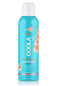 Coola Sport Citrus Mimosa Sunscreen
